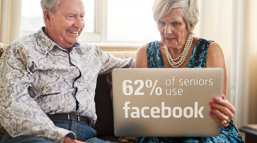 Reasons Your Senior Living Business Should Use Facebook