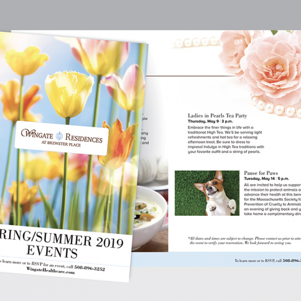 Catalog for Wingate Residences at Brewster Place Senior Living
