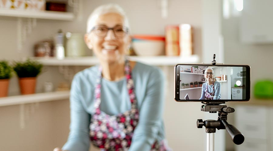 Four Types of Virtual Tours Senior Living Communities Can Offer